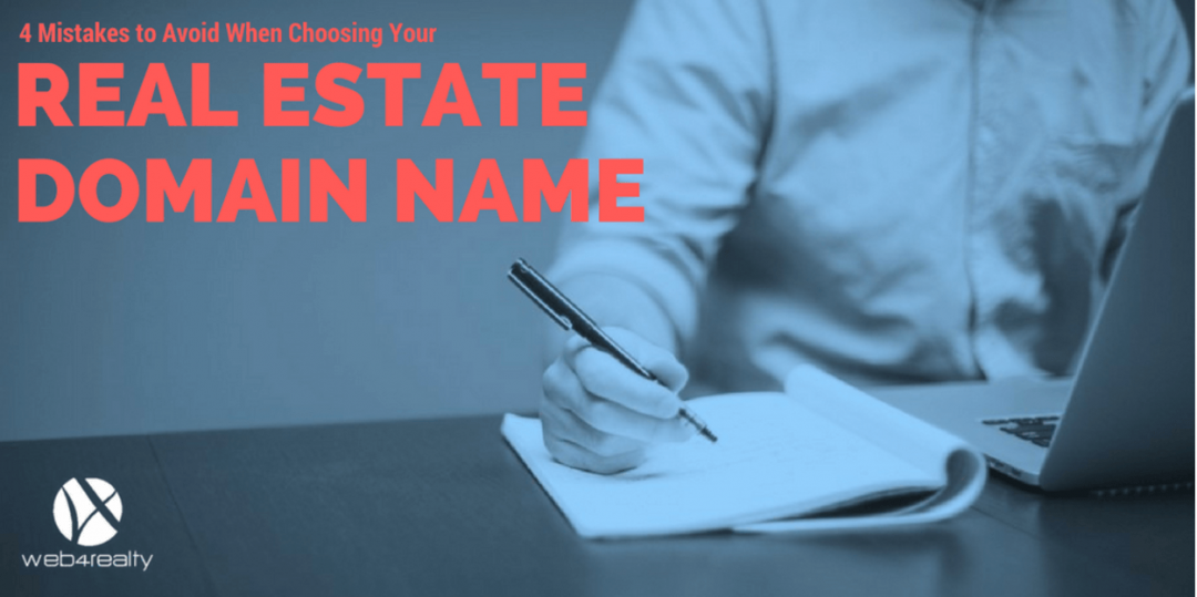 real estate domain names