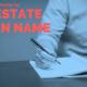 real estate domain names