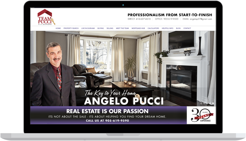 web4realty angelo pucci