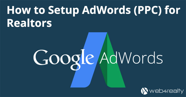 Adwords For Realtors