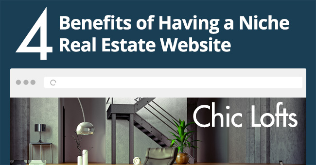 niche real estate websites