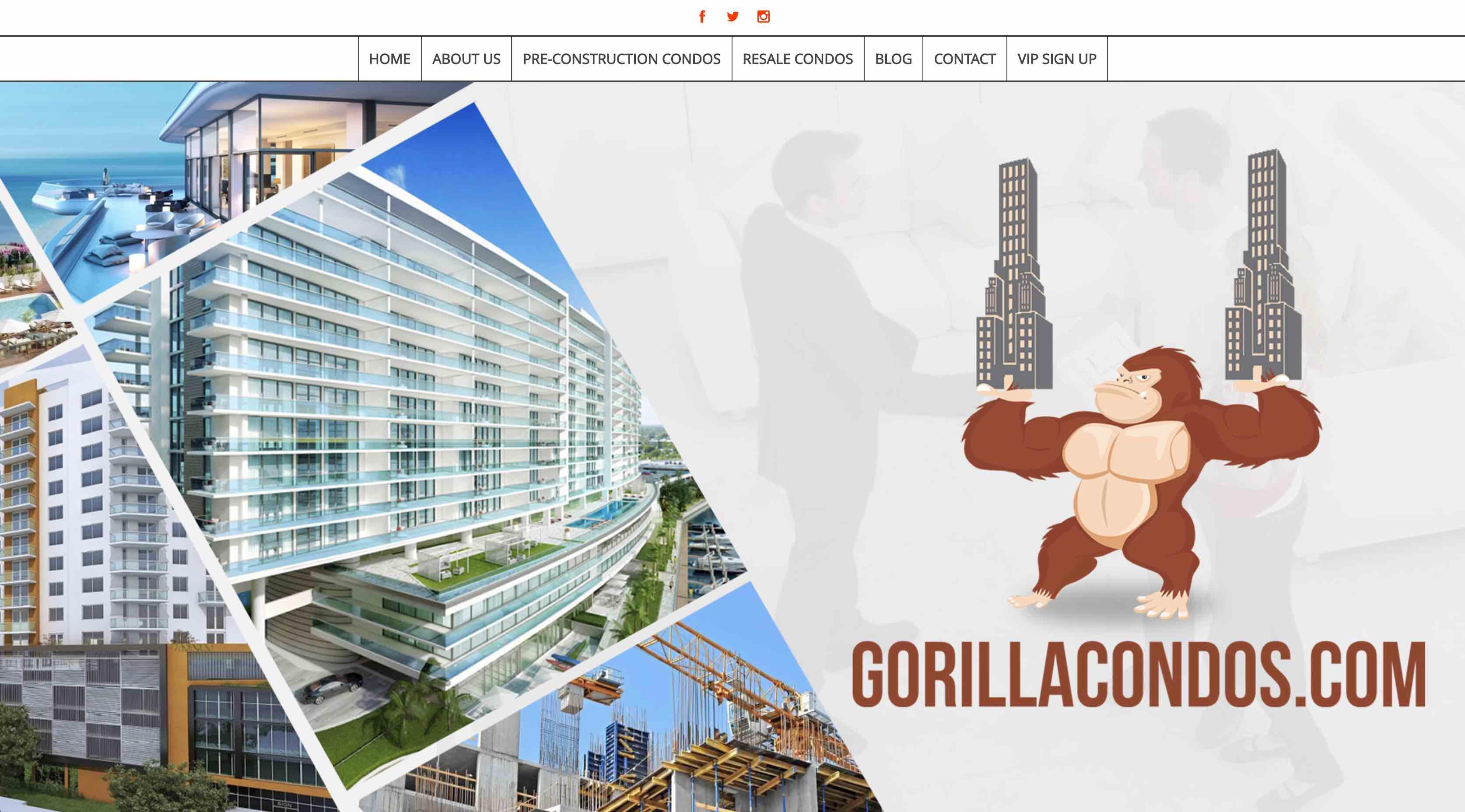 Gorilla Condos