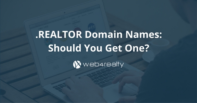 .REALTOR Domain Names: Should You Get One?