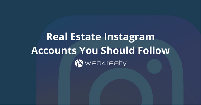 rela estate instagram accounts you should follow