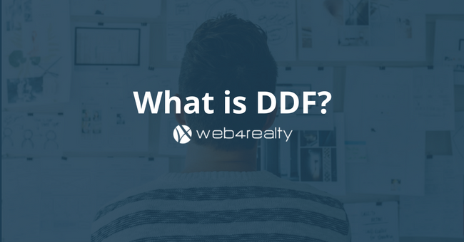 what is ddf data distribution facility