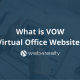 what is vow virtual office website