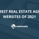 Best real estate agent websites 2021