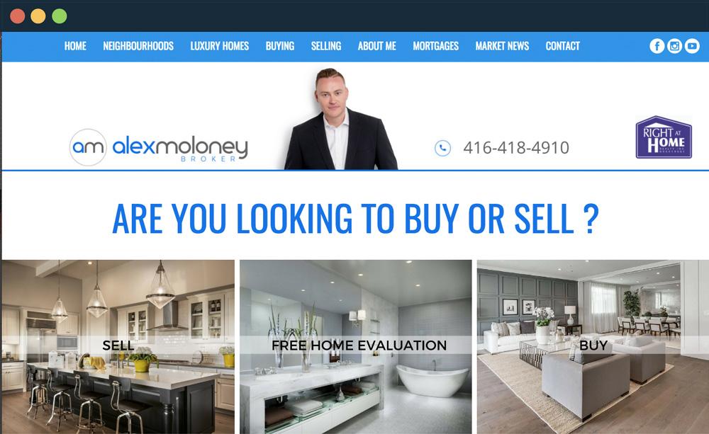 best real estate agent websites 2018