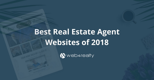 Best Real Estate Agent Websites Of 2018