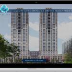 pre con real estate website design