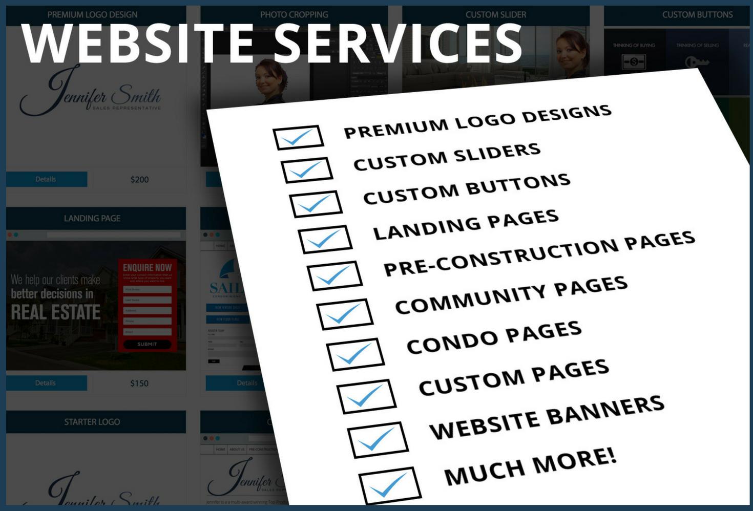 Realtor Custom Design Services