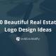10 beautiful real estate logo ideas