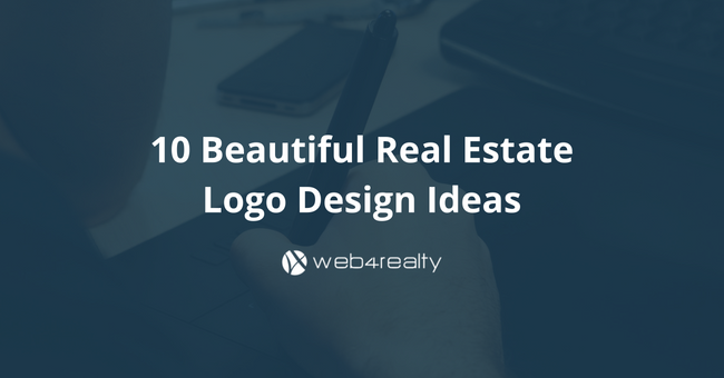 10 beautiful real estate logo ideas