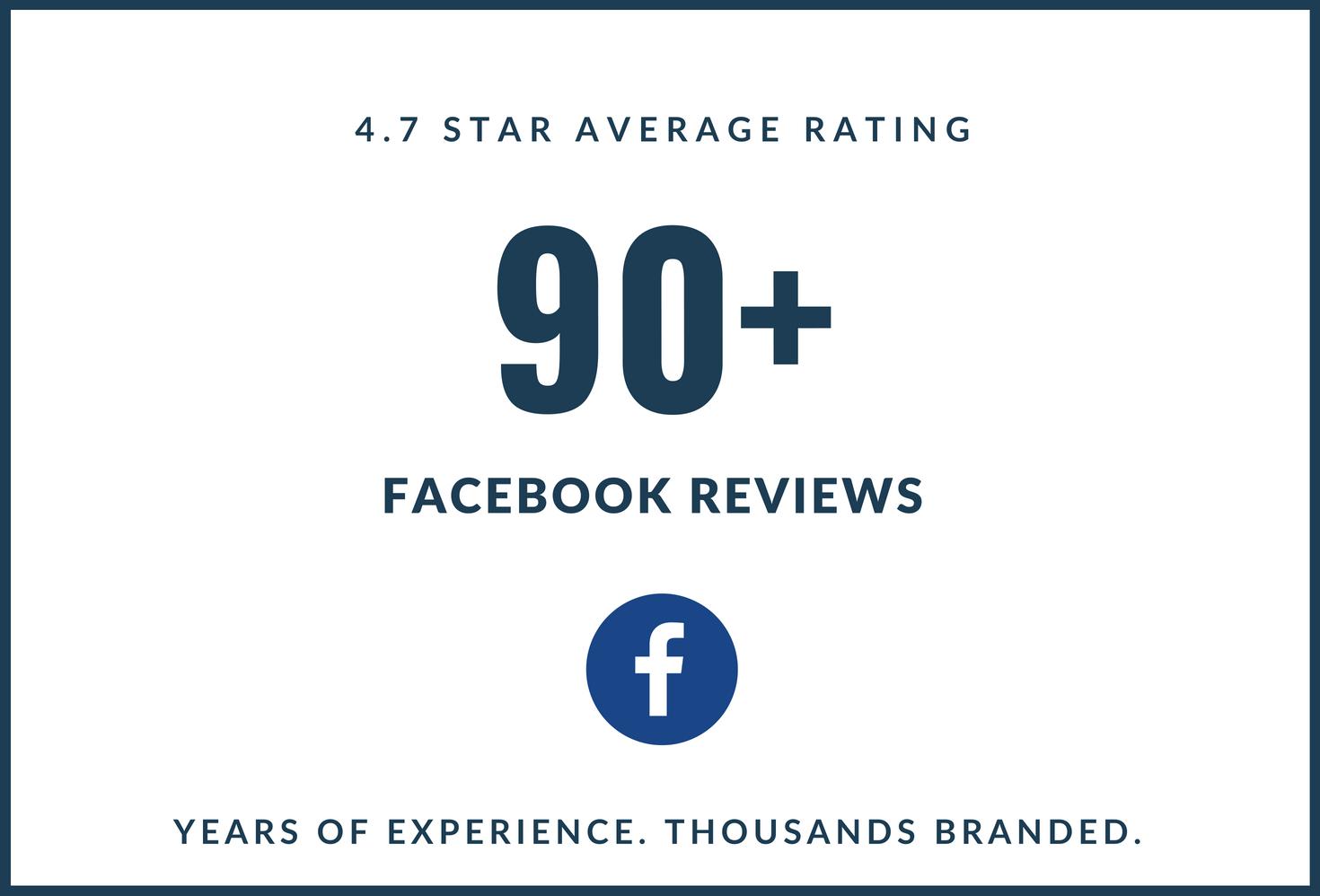 facebook client reviews