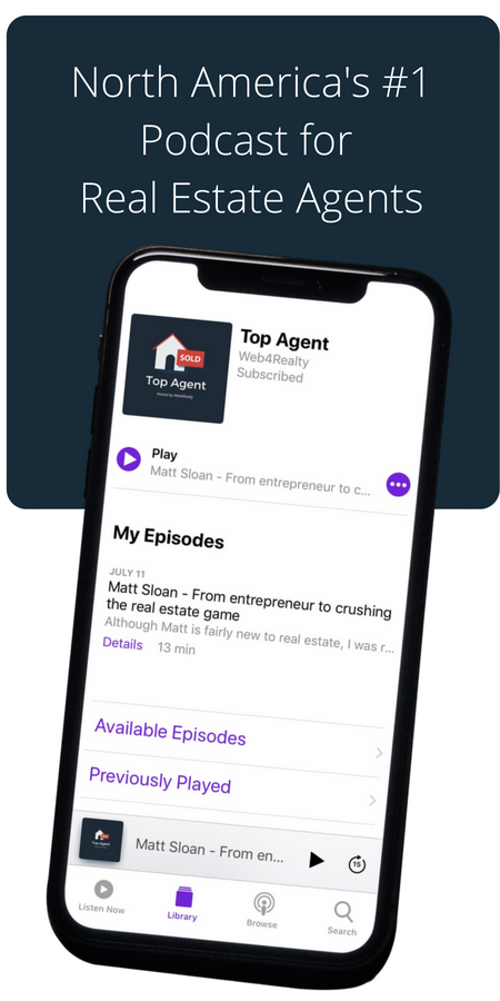 american real estate podcast