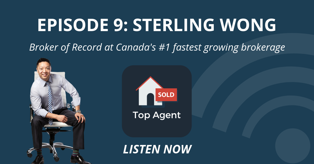 Broker Of Record At Canada's #1 Fastest Growing Brokerage