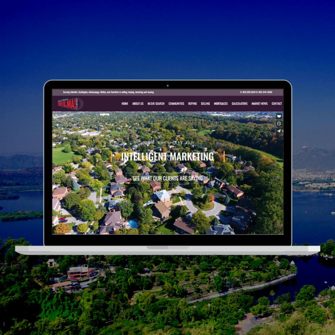 Wilma's Website