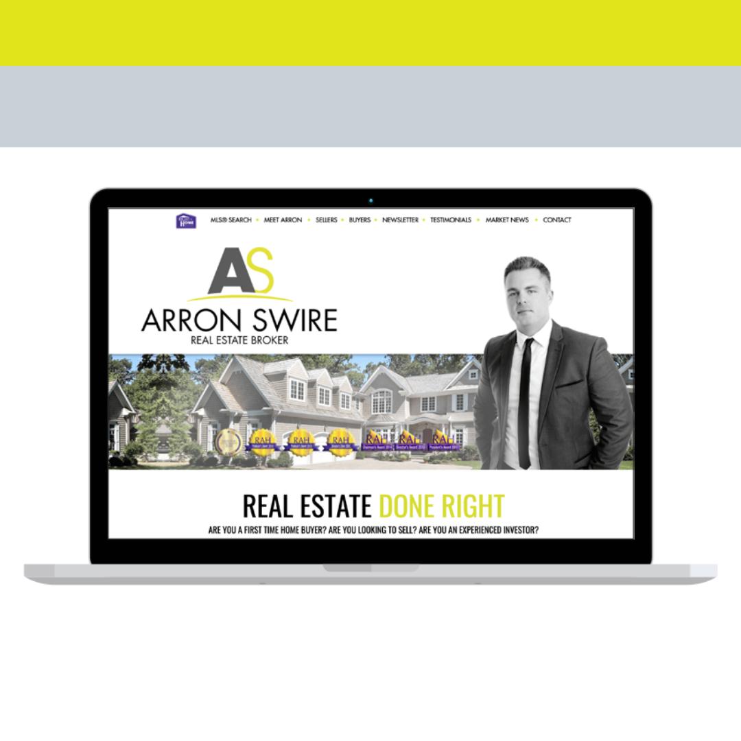Aaron's Website