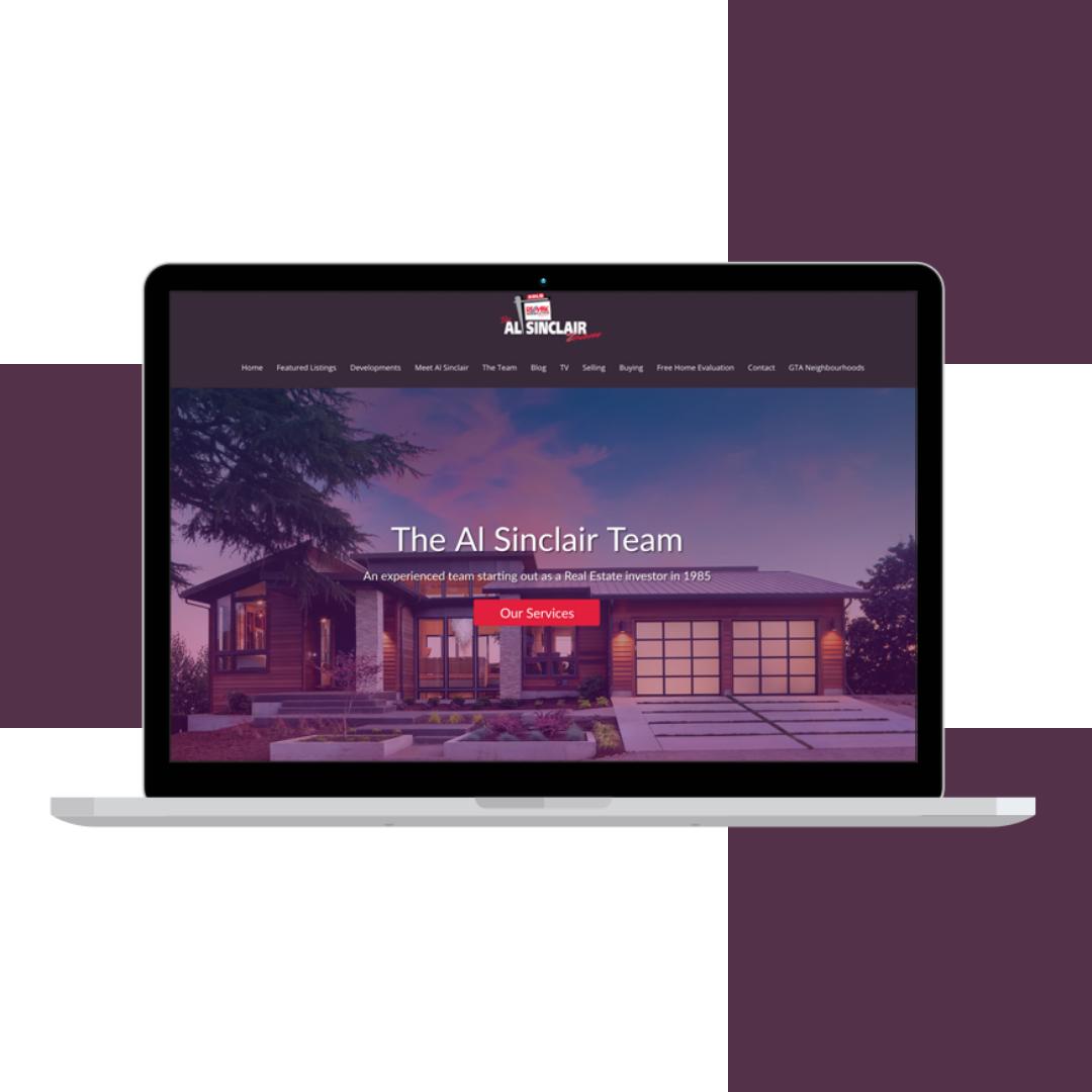 Al Sinclair Team Website