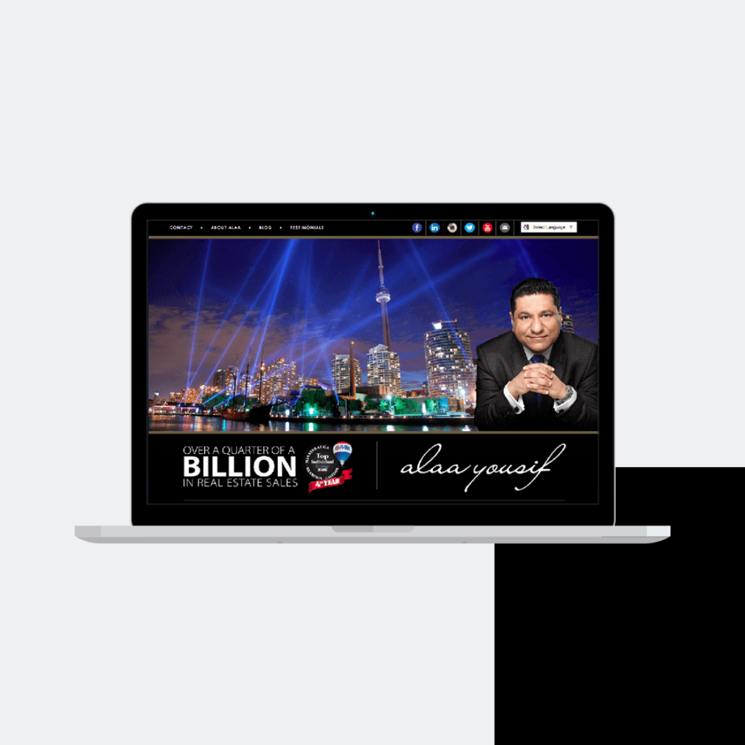 Alaa's Website