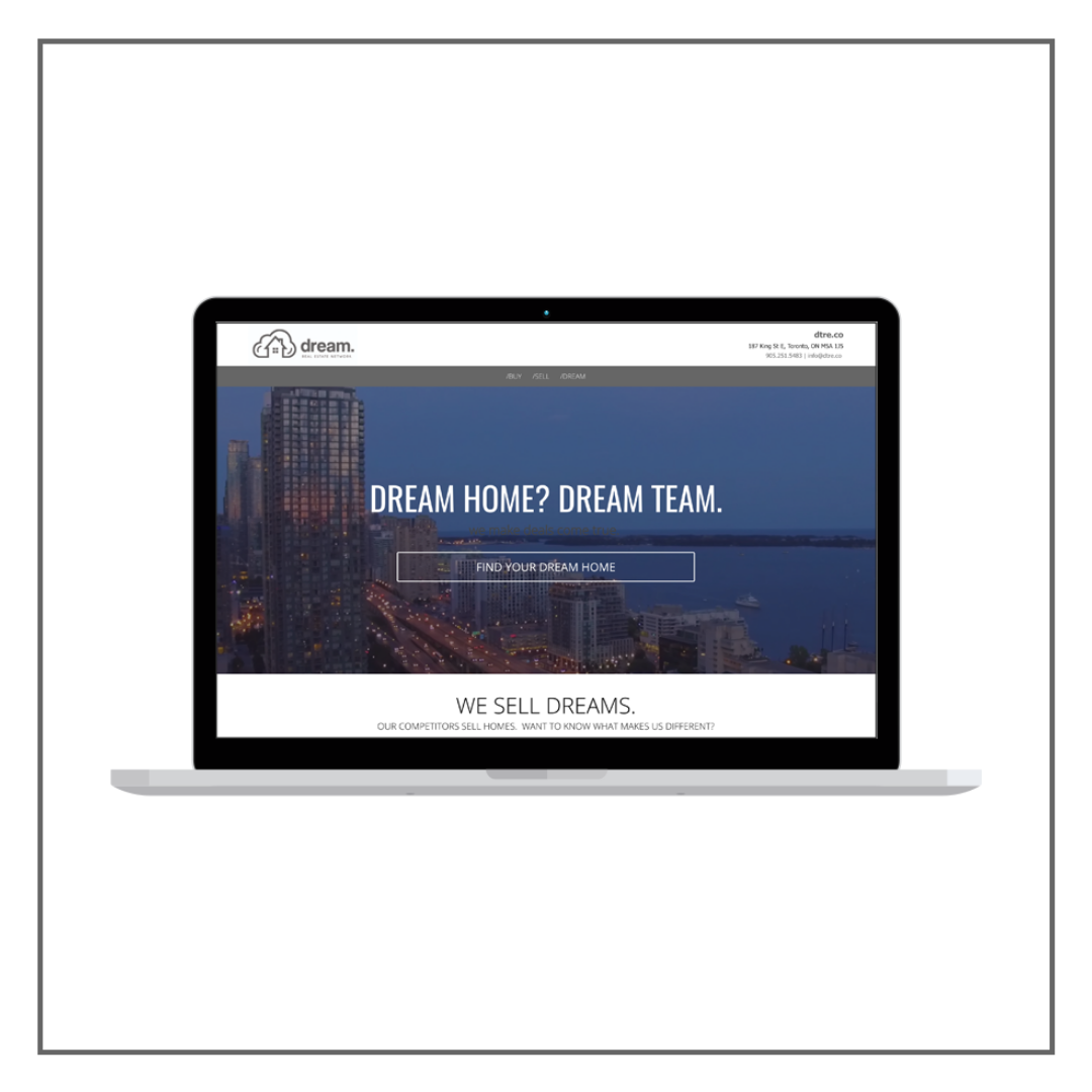Dream Team Website