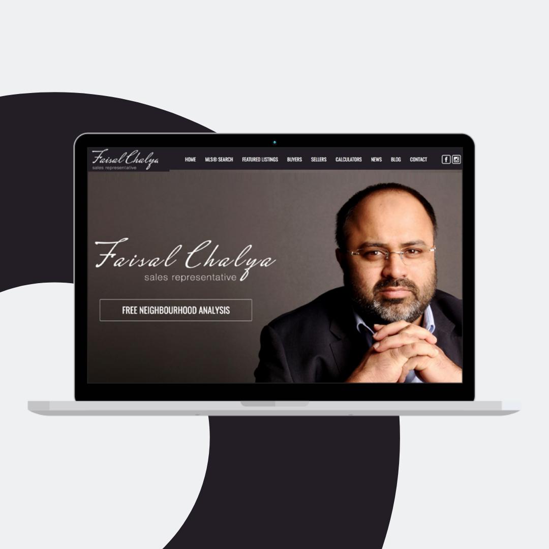 Faisal's Website