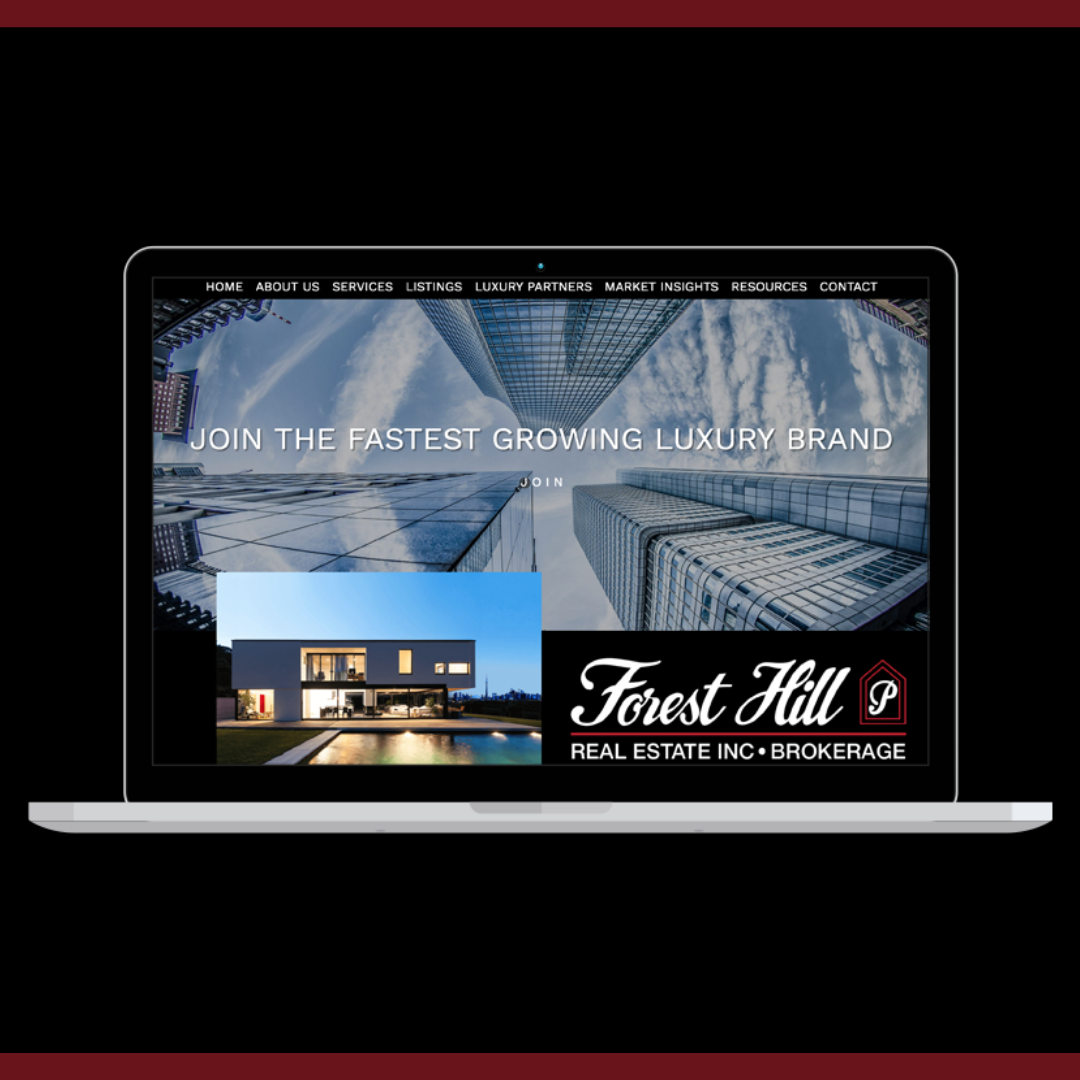 Forest Hill Website