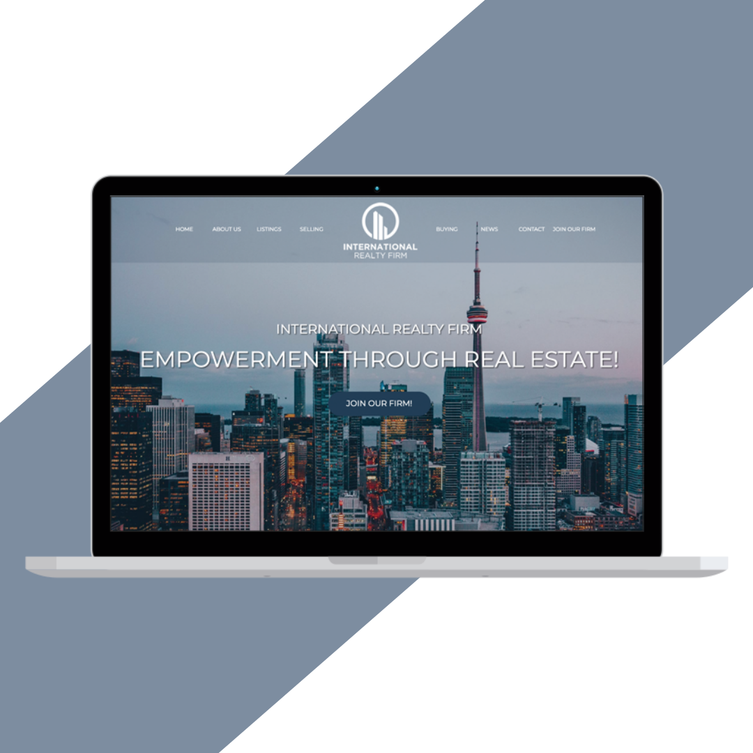 International Realty Website