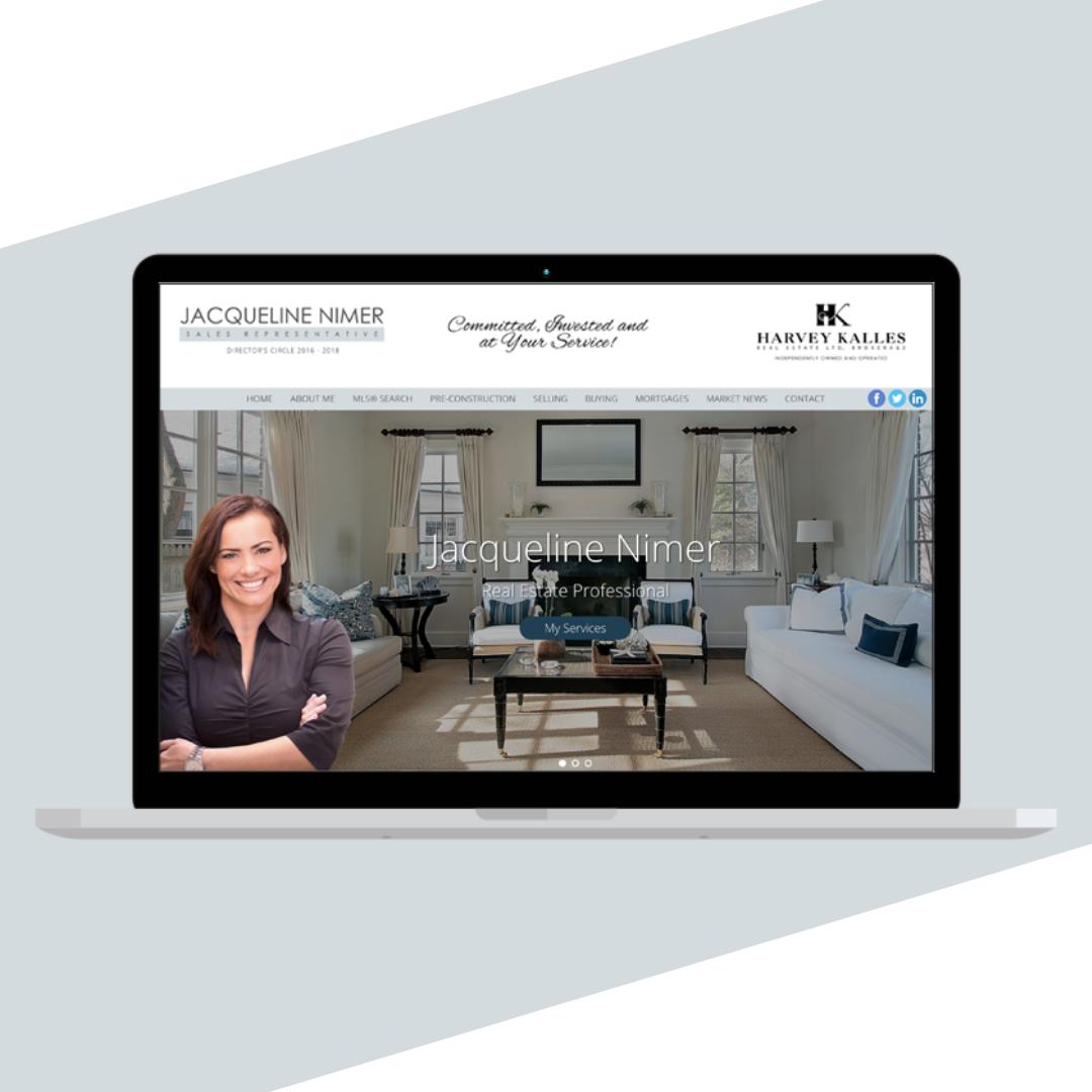 Jacqueline's Website