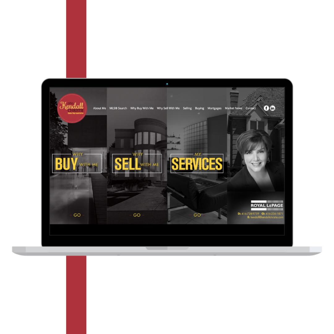 Kendall's Website
