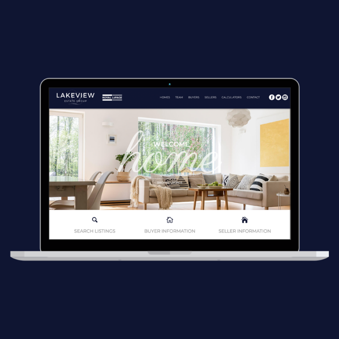 Lakeview Website