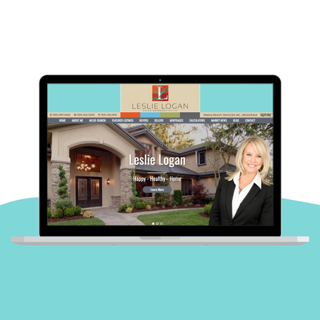 Leslie's Website