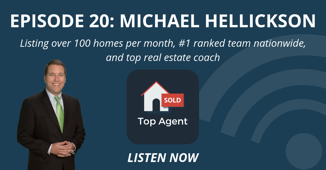 Listing Over 100 Homes Per Month, #1 Ranked Team Nationwide, And Top Real Estate Coach