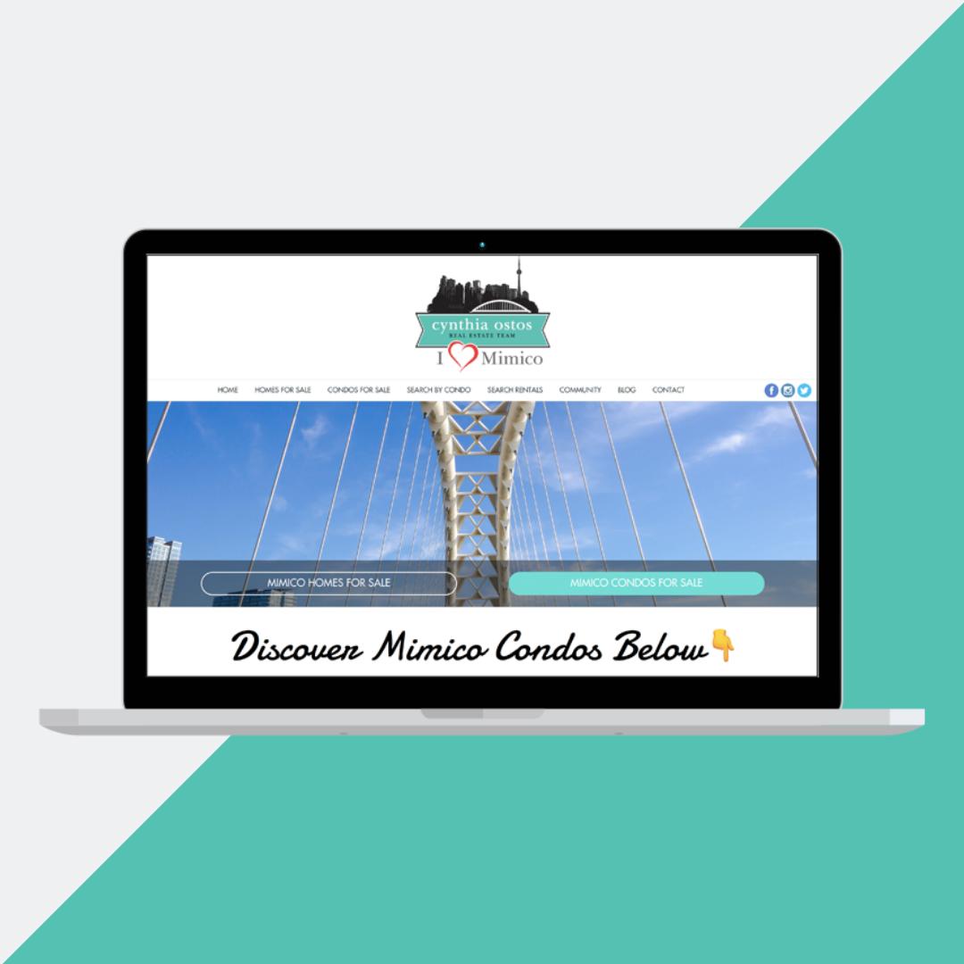 Mimico Website