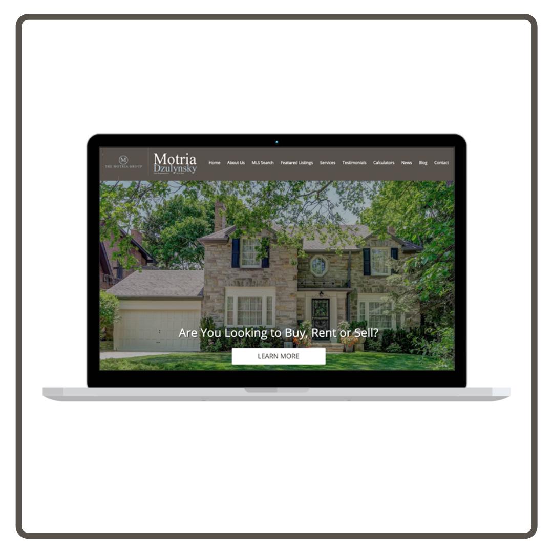 Motria Group Website