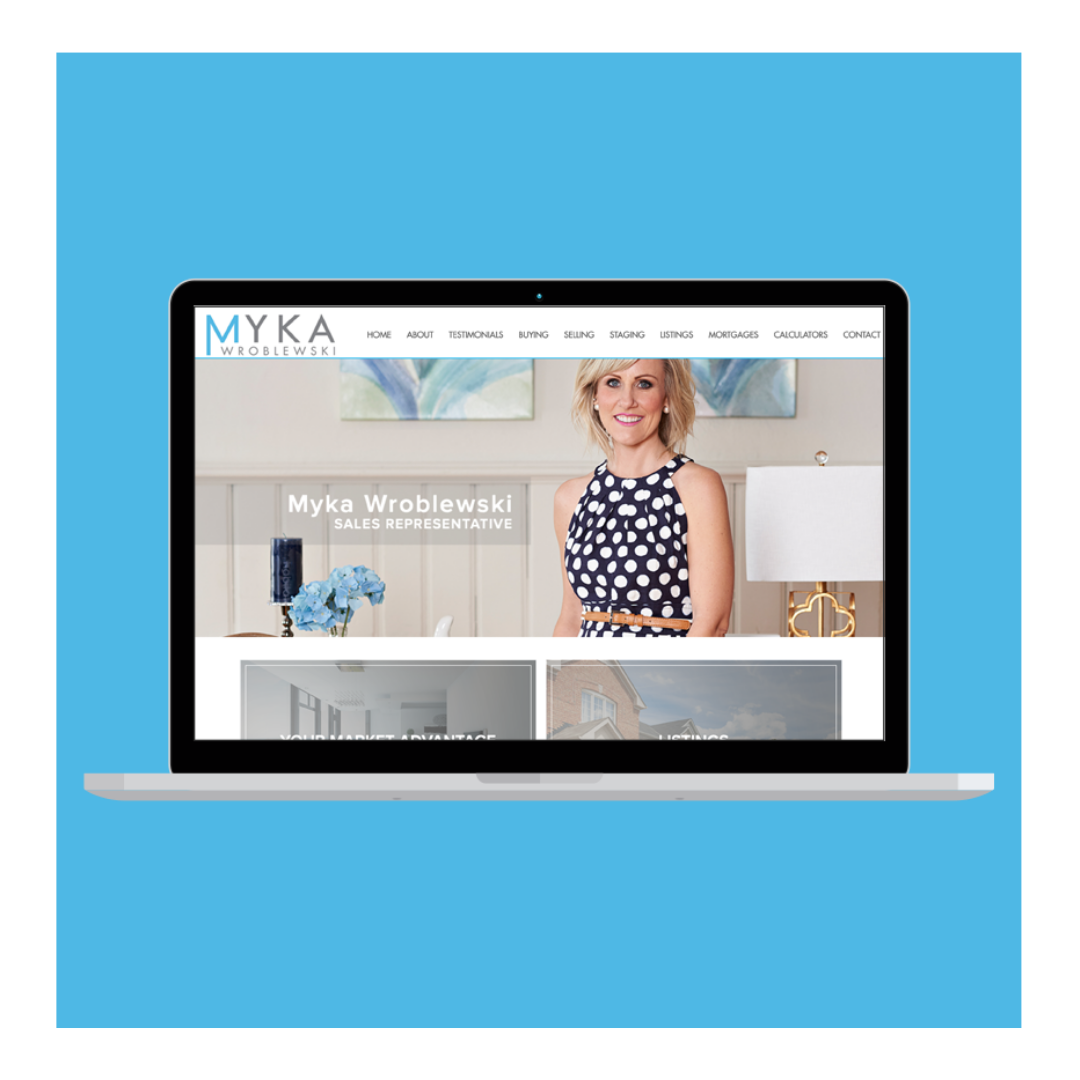 Myka's Website
