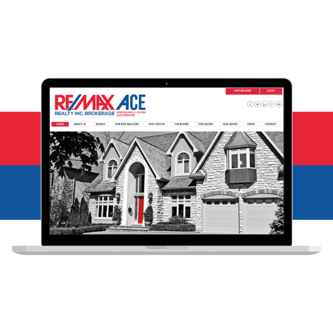 Re/Max Ace Website