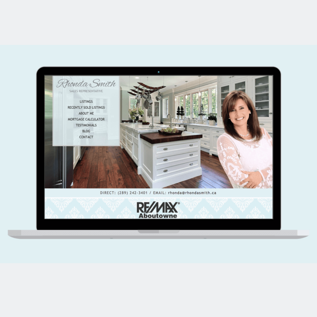 Rhonda's Website