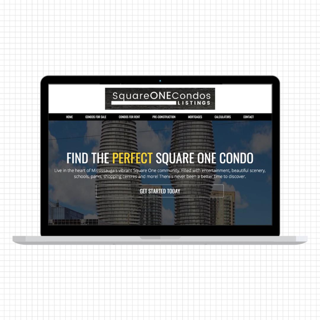 Square One Website