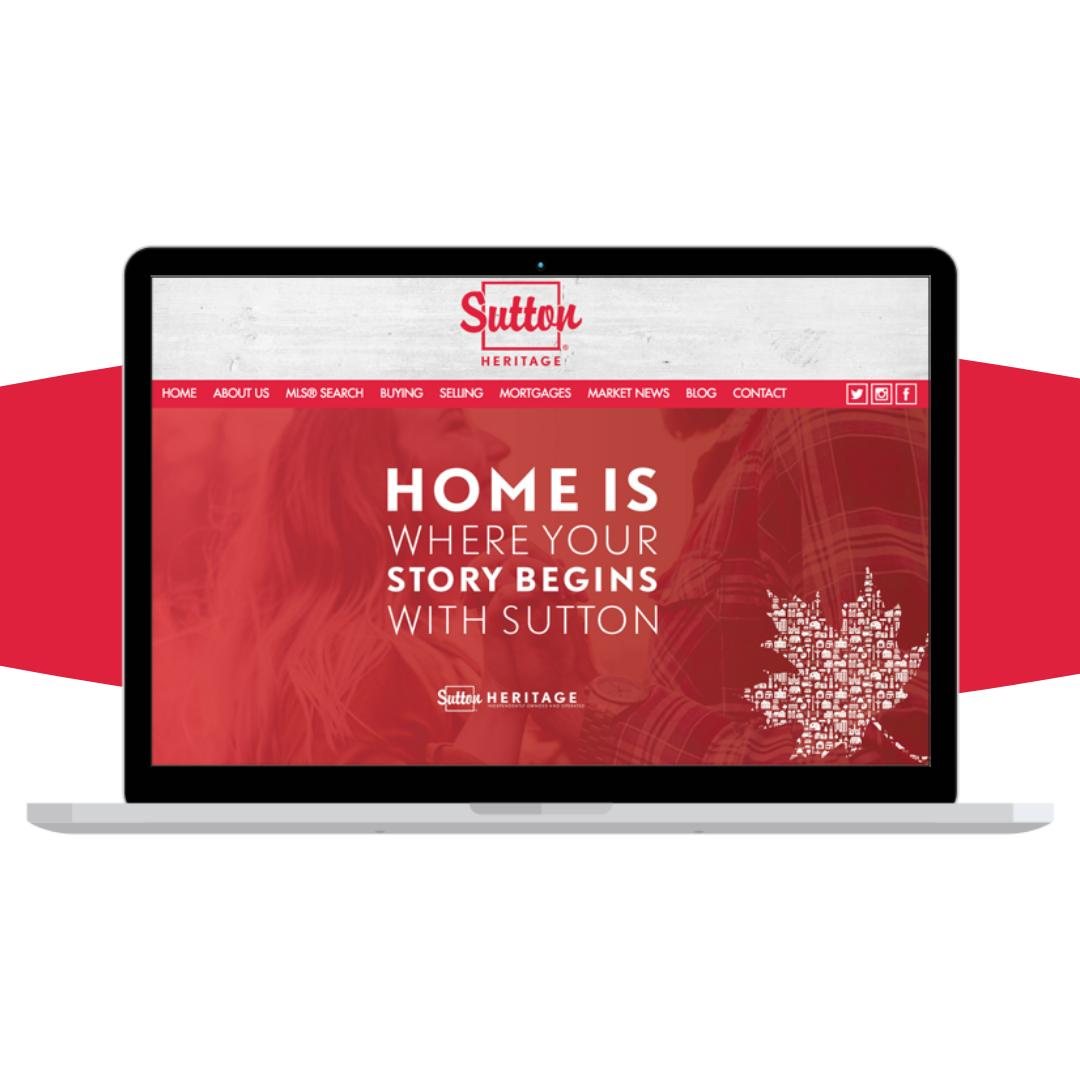 Sutton Heritage Website