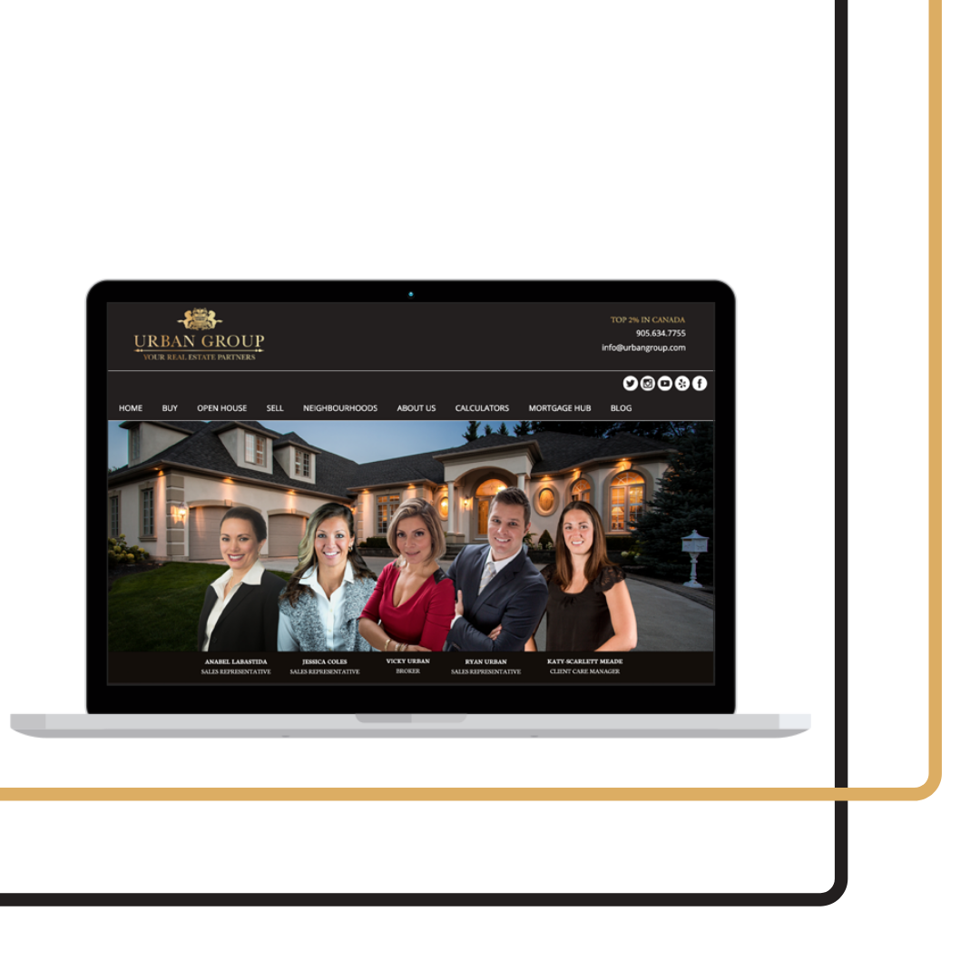 Urban Group Website