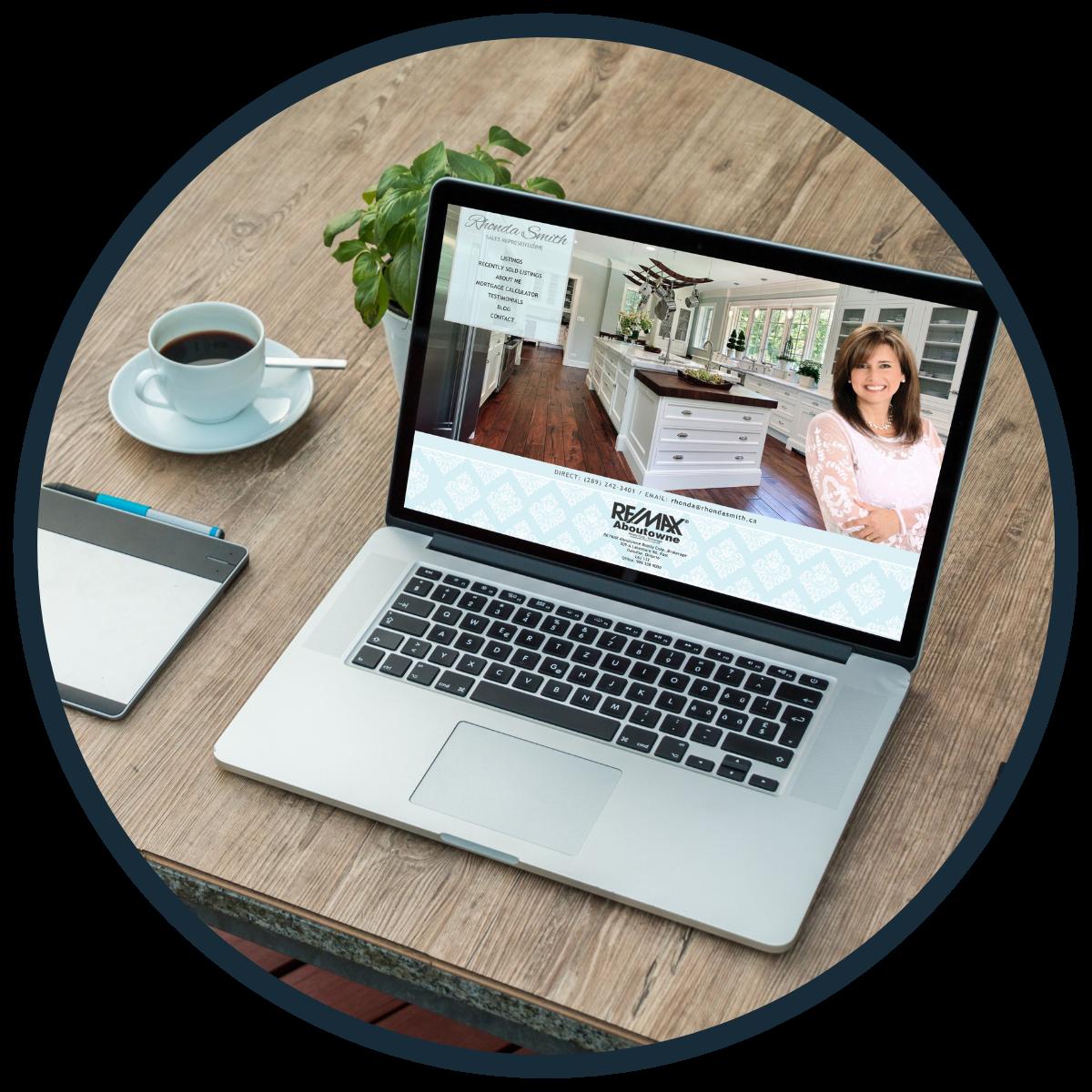beautiful real estate websites