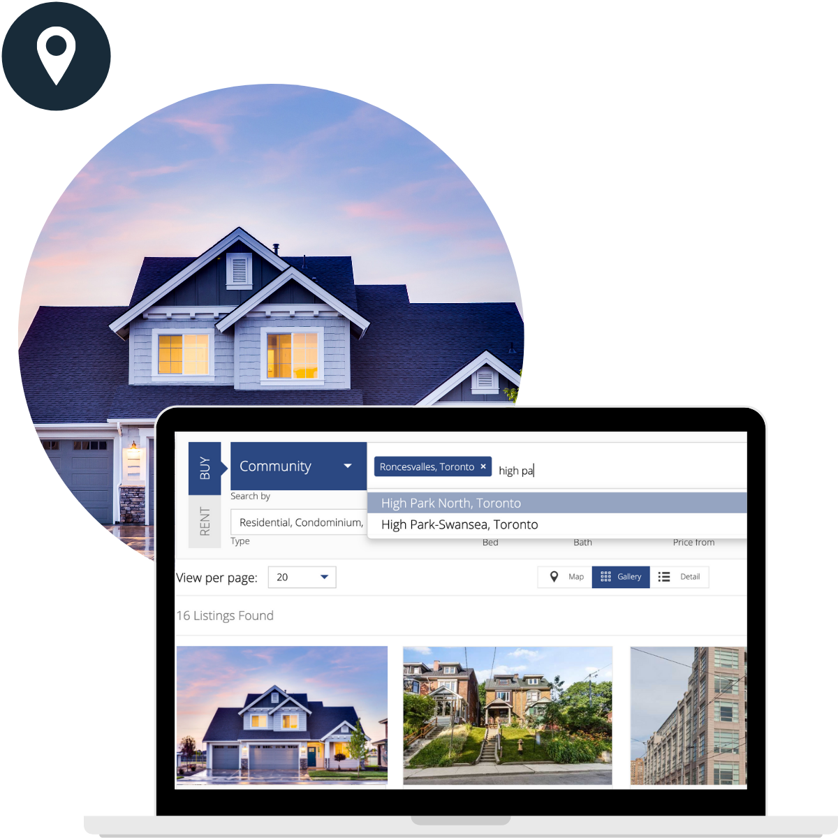Web4Realty | Real Estate Websites | Real Estate CRM | IDX