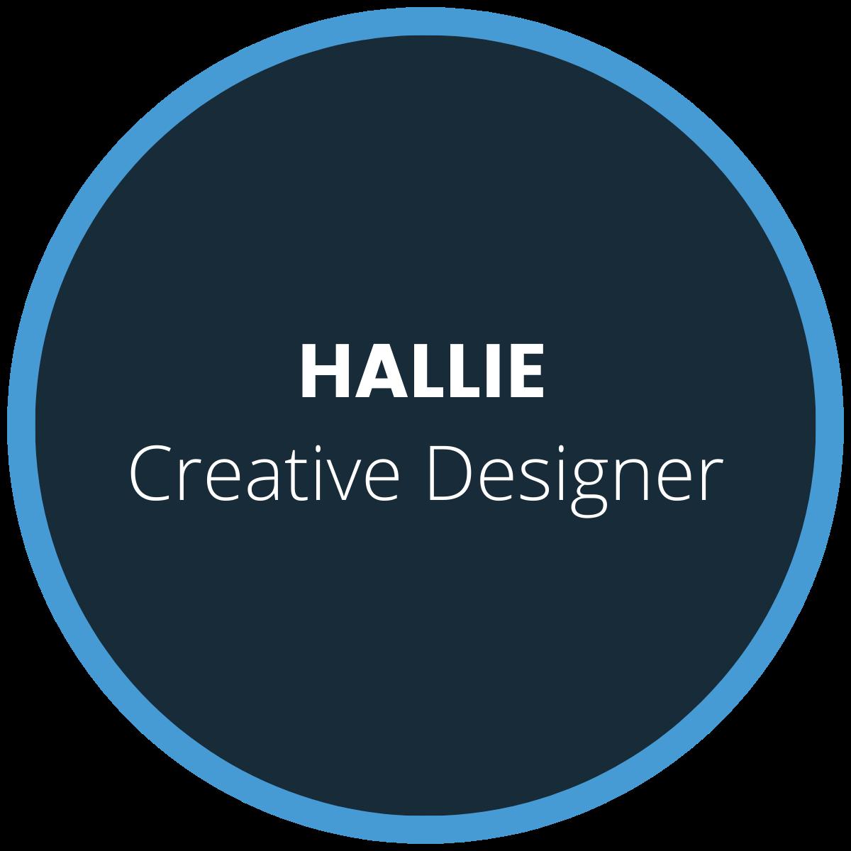 hallie-creative-designer