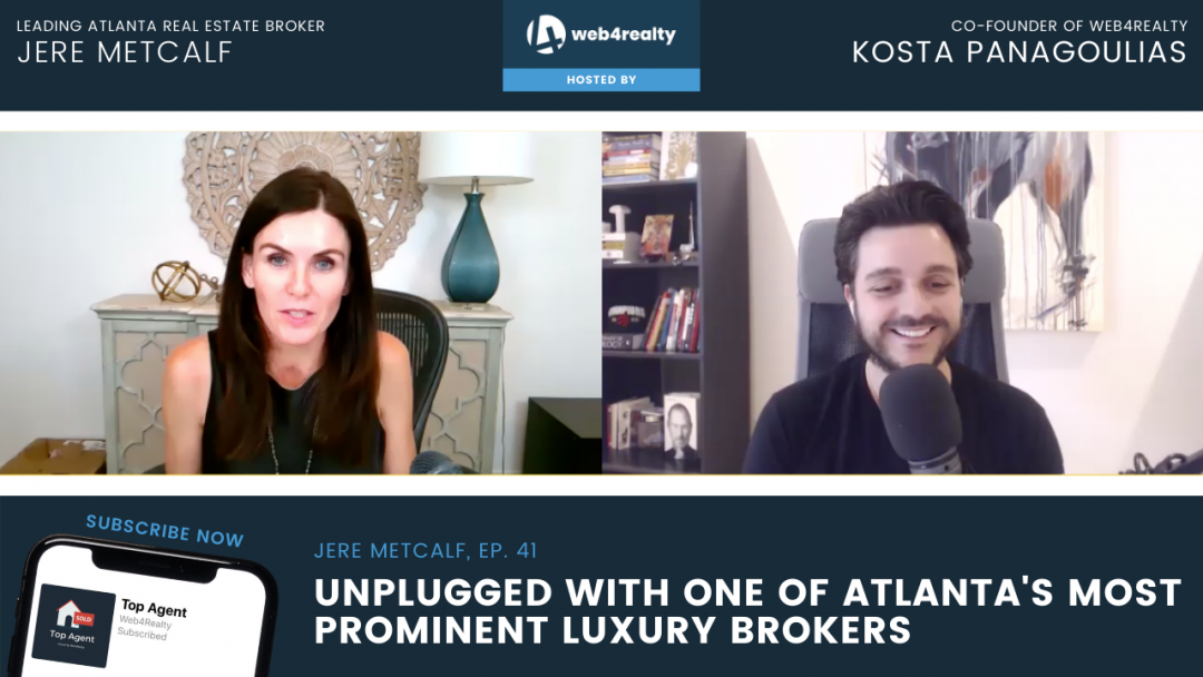 Jere Metcalf, Top Agent Podcast