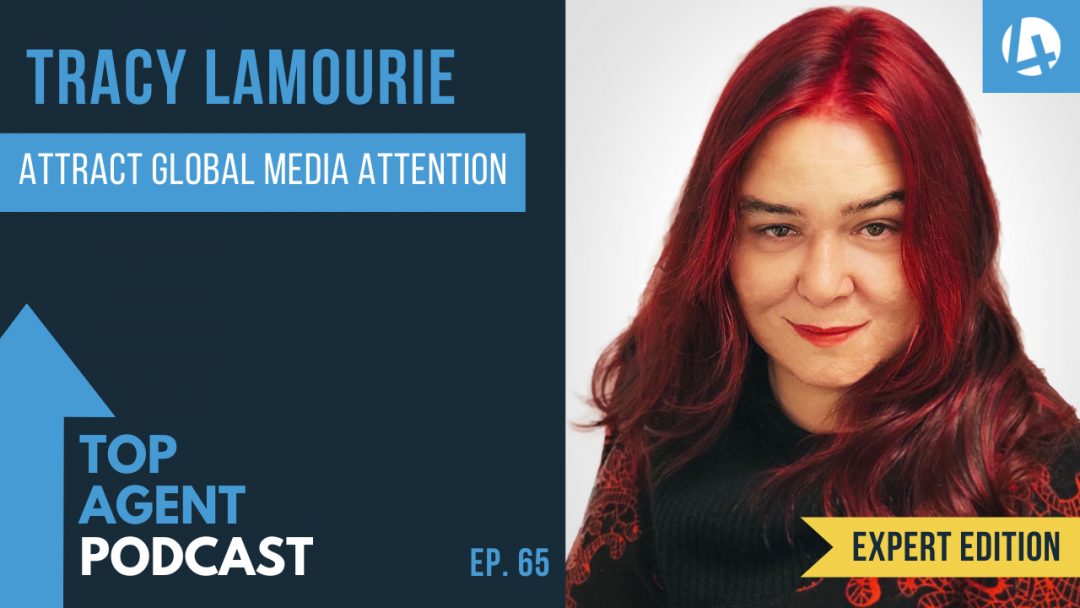 Tracy Lamourie Top Agent Podcast